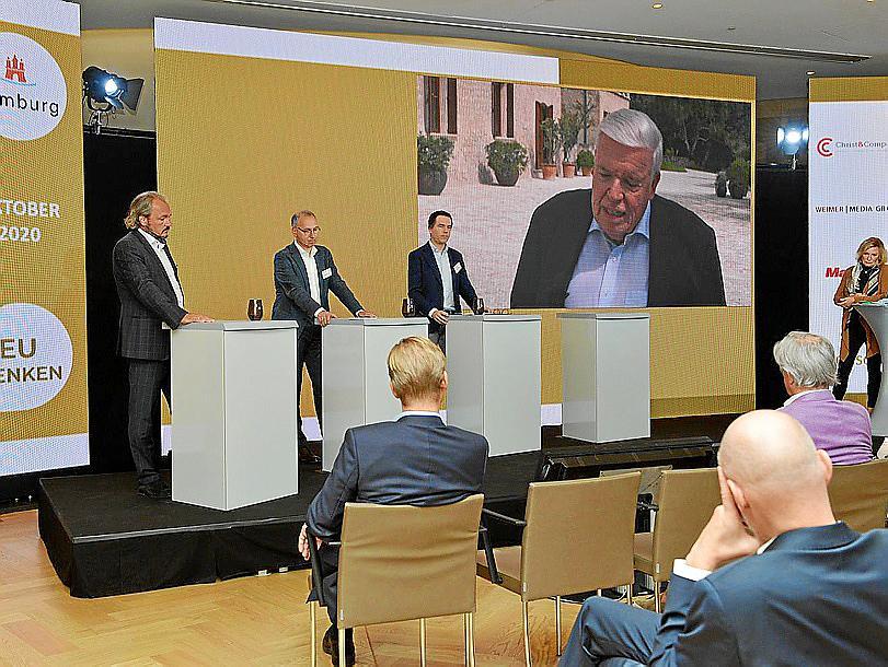 Gastgeber auf der Leinwand: Unternehmer Klaus-Michael Kühne gehören die Hotels The Fontenay in Hamburg und Castell Son Claret auf Mallorca.