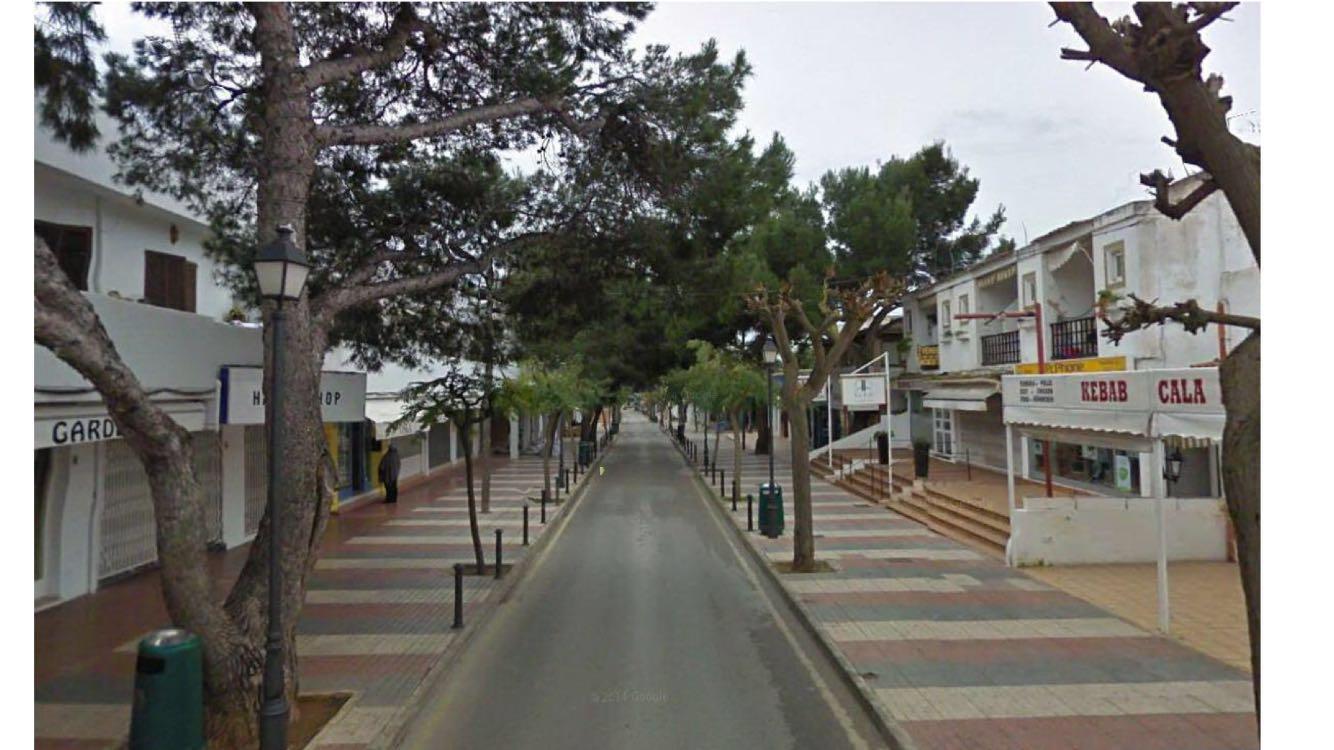 Noch Mehr Fußgängerzone In Cala Dor