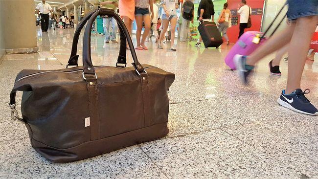 Wie groß darf das handgepäck sein