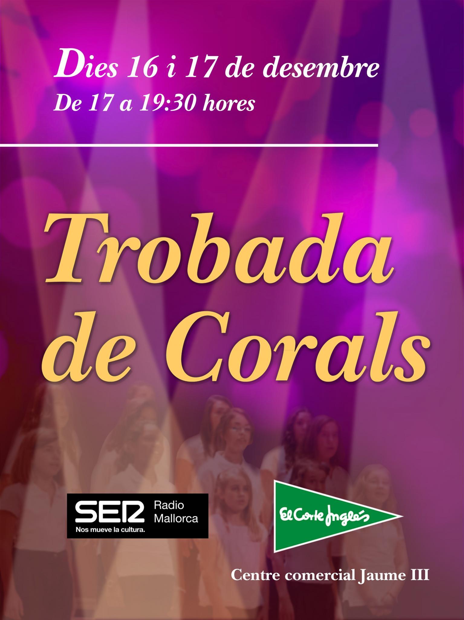 ba8e3d4e3 Der Radiosender Ser und das Kaufhaus El Corte Inglés organisieren dieses  Jahr zum zweiten Mal vorweihnachtliche Chorkonzerte. Insgesamt zehn Chöre  nehmen an ...