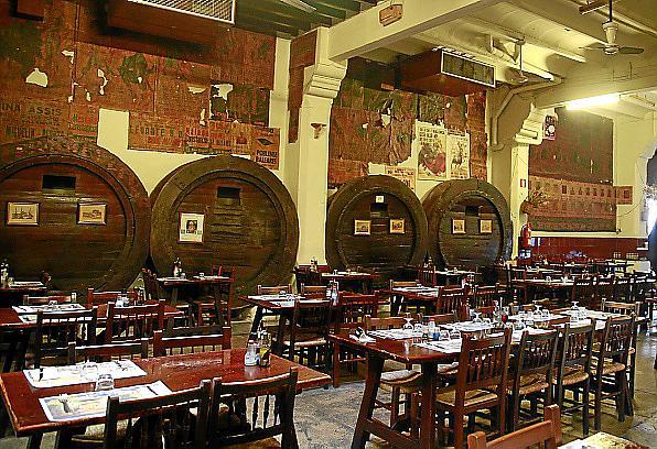 Restaurant Celler Sa Premsa Wird Im Mai 60 Jahre Alt