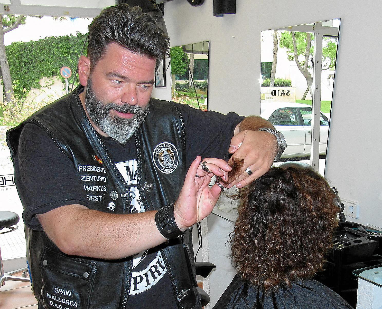 Gratis Haarschnitt Fur Bedurftige Auf Mallorca