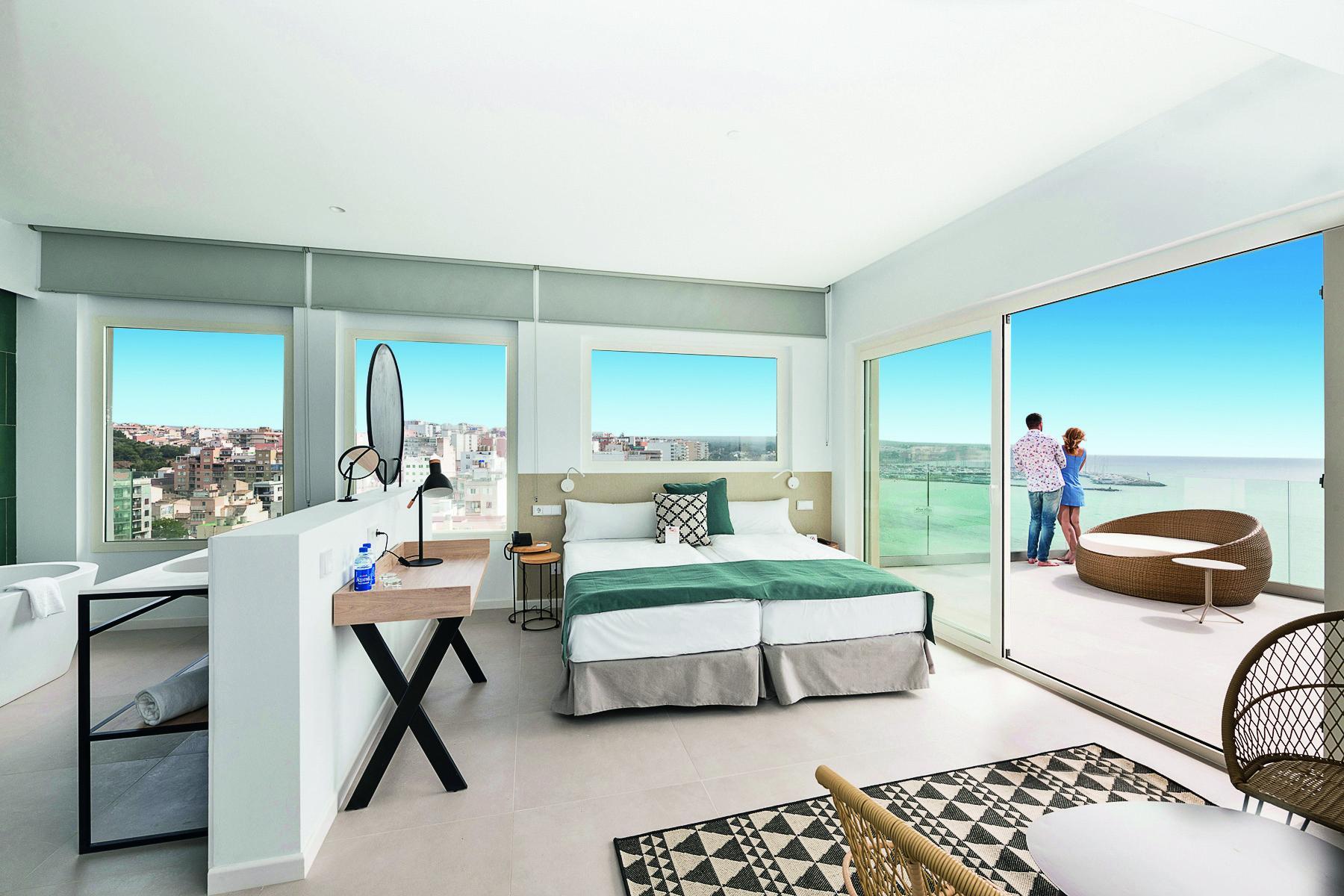 Neues Allsun Hotel An Der Playa De Palma