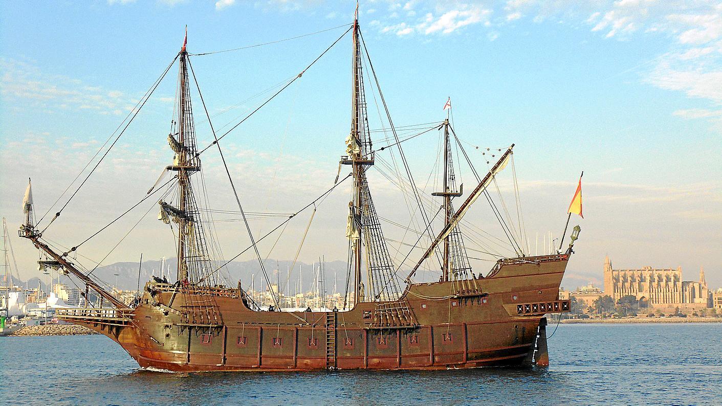 hist. spanische flotte