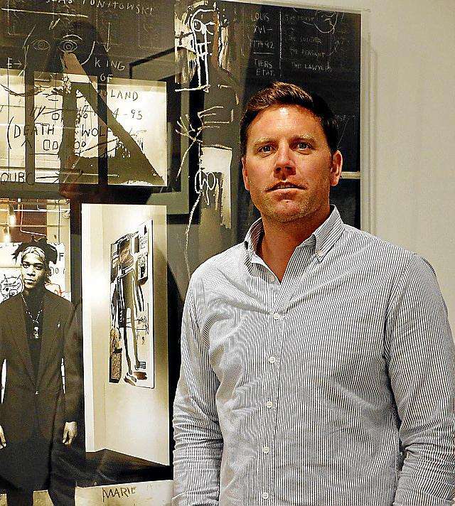 Daniel Marx von der Galeria K
