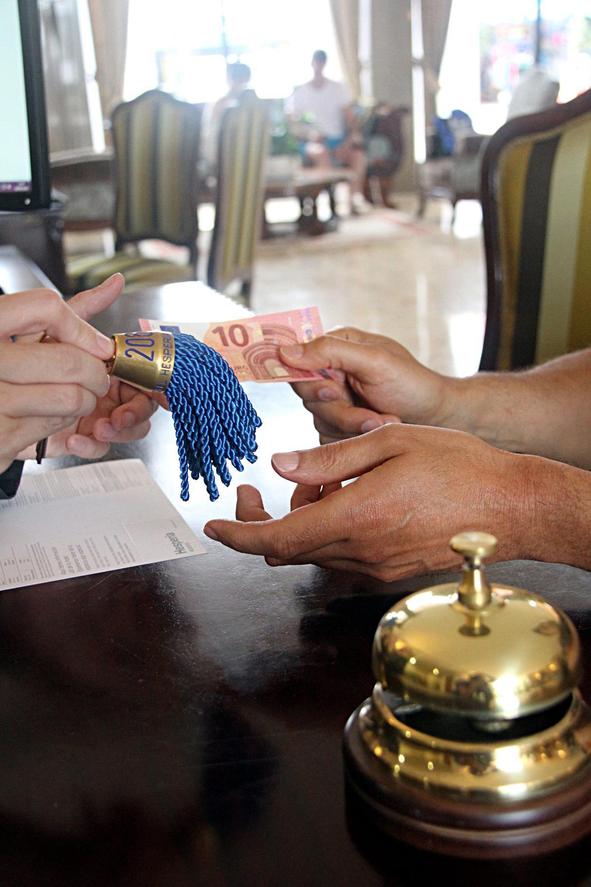 Barzahlung soll in Hotels auf Mallorca ab kommendem Montag vermieden werden.