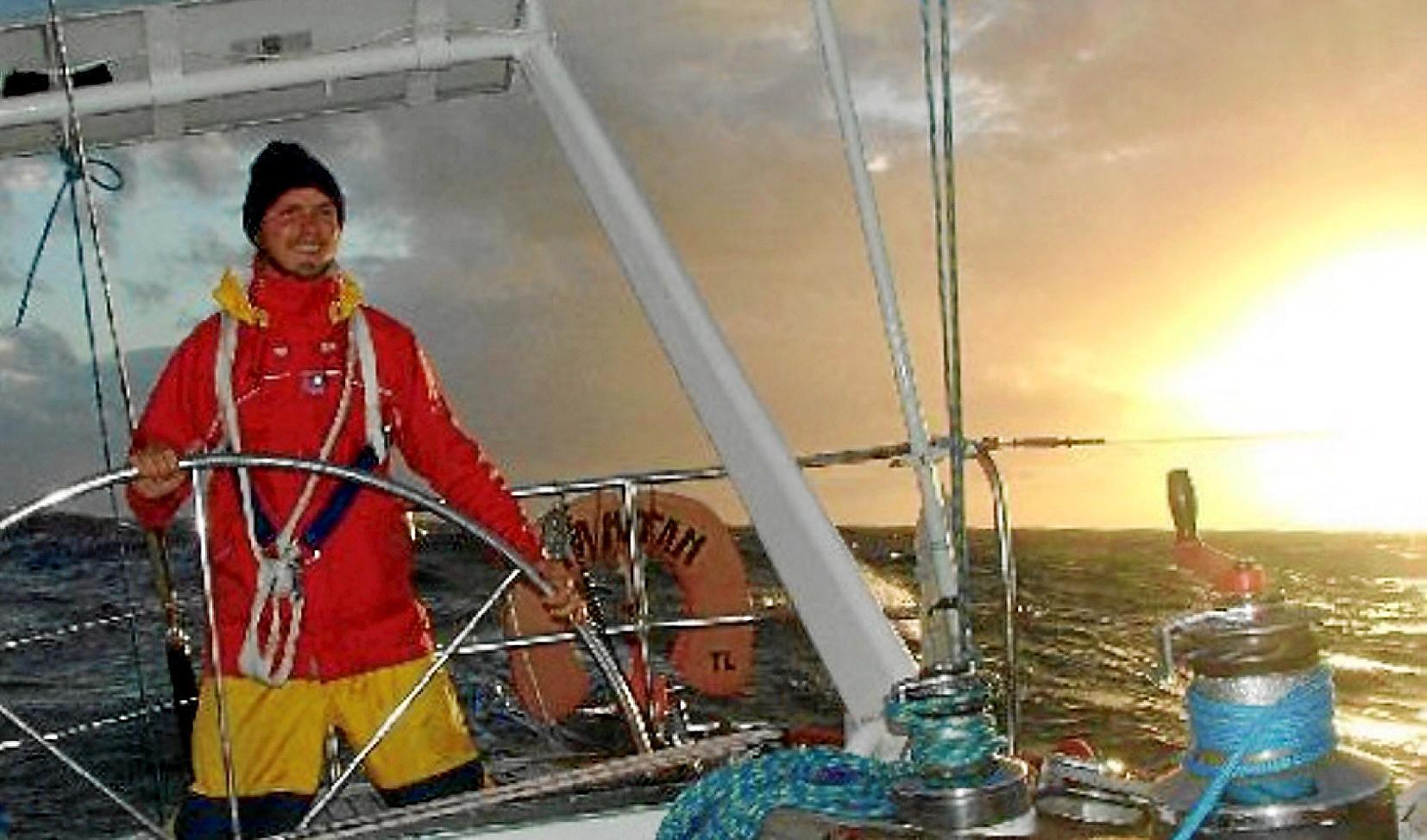 Gleich fünf Mal überquerte Oriol Ducable auf kleinen Segelbooten den Atlantik.