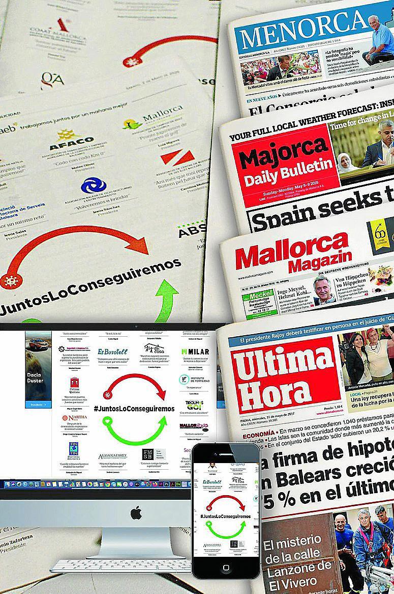 Die Verantwortlichen der verschiedenen Medien der Gruppe bestätigen den Erfolg der Kampagne.