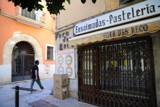Die Bäckerei Forn d'es Recó befindet sich im Herzen von Palma.