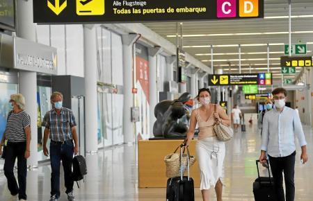 Auf Mallorcas Airport Son Sant Joan normalisiert sich das Leben von Tag zu Tag mehr.