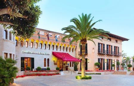 Auch das Fünf-Sterne-Hotel Castillo Son Vida gehört dem Verband Essentially Mallorca an.