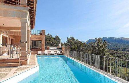 Ferienimmobilie auf Mallorca.