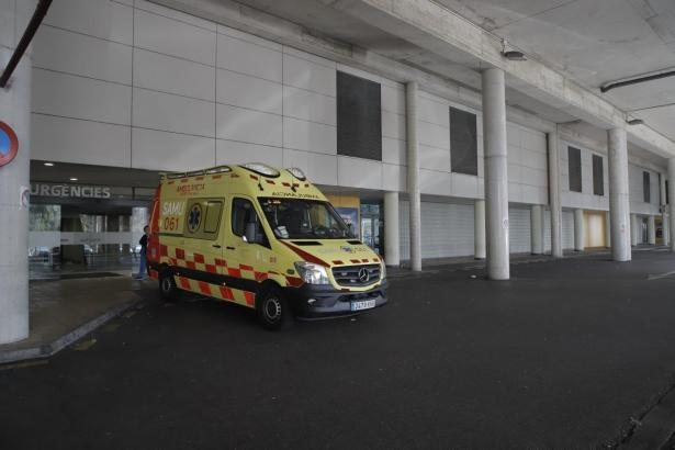 Das Unfallopfer starb im Krankenhaus.