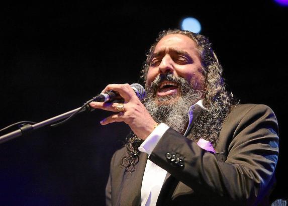 Flamenco-Sänger Diego el Cigala ist auch dabei.