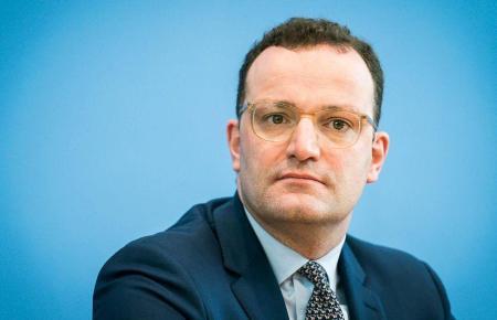 Bundesgesundheitsminister Spahn.