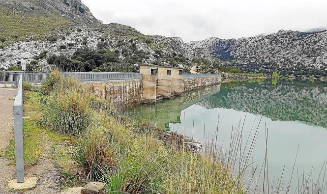 Palmas Trinkwasser wird in der Tramuntana gespeichert.
