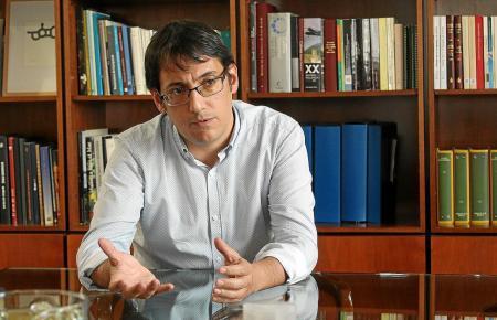 Tourismusminister Iago Negueruela.