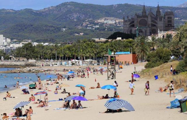 Der Stadtrand von Palma Ca'n Pere Antoni.