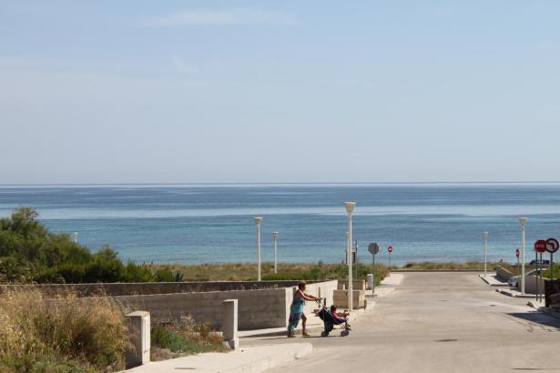 So sieht es in Son Serra de Marina aus.