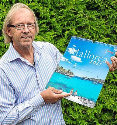 Das ist der Neue! Für das Jahr 1998 hatte Insel-Fotograf Klaus Siepmann erstmals einen MM-Kalender präsentiert.