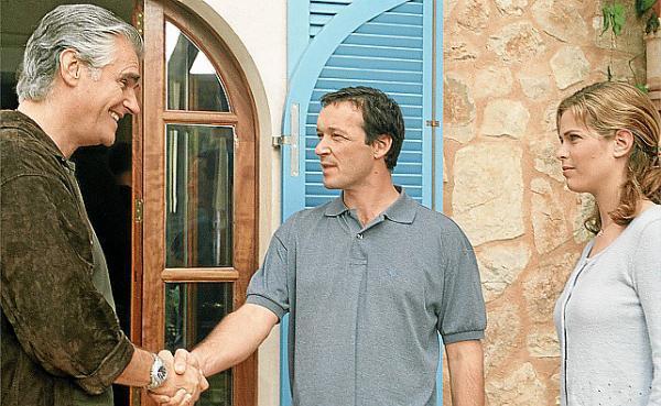 Mallorcas Natur bewahren will Grundstücksbesitzer Alejandro Pérez (Sky du Mont, links) .