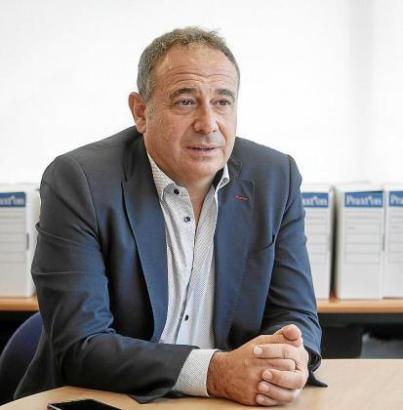 Gabriel Llobera steht dem balearischen Hotelkettenverband (ACH) vor.