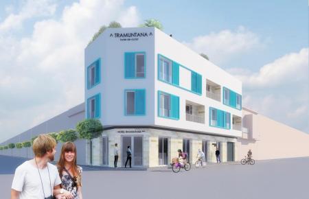 So soll das Hotel im Jahre 2022 aussehen.