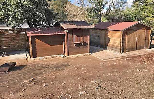 Ibanat-Bauten in der Serra de Tramuntana.