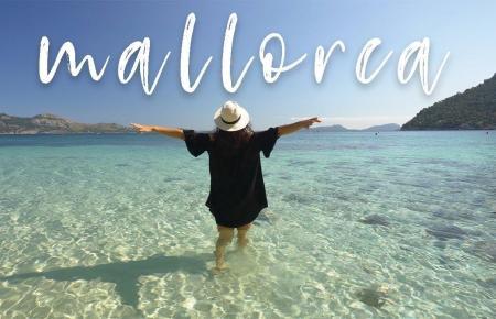 """Die """"besten Orte"""" auf Mallorca zeigen Josephine und Robin in ihrem Video."""