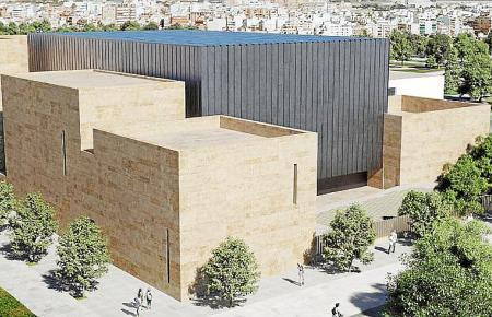 Die Caixa de Música wird Palmas Stadtviertel Nou Levant aufwerten.
