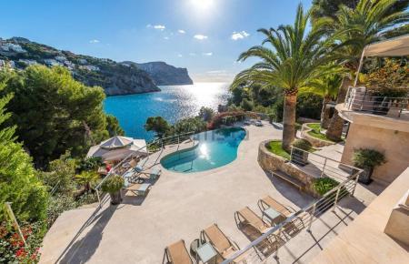 Dieses Anwesen in Port d'Andratx steht laut Idealista zum Verkauf.