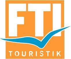 Das Logo des Veranstalters FTI.
