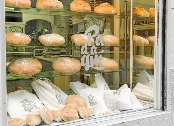 "235 Bäckereien auf Mallorca tragen das Label ""Pa d'Aquí""."