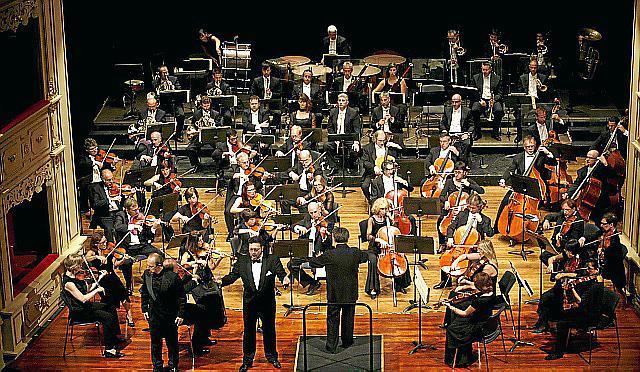 Die neue Spielzeit der Sinfoniker wird von Corona geprägt sein, nicht so wie auf diesem Archivbild.