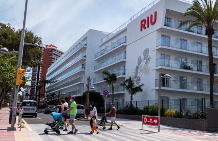 Nur wenige Urlauber übernachteten im Juli in den Hotels auf Mallorca.