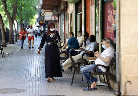 In Palmas Problemviertel Son Gotleu gibt es besonders viele Fälle.