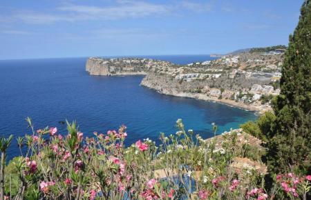 Blick auf Port d'Andratx.