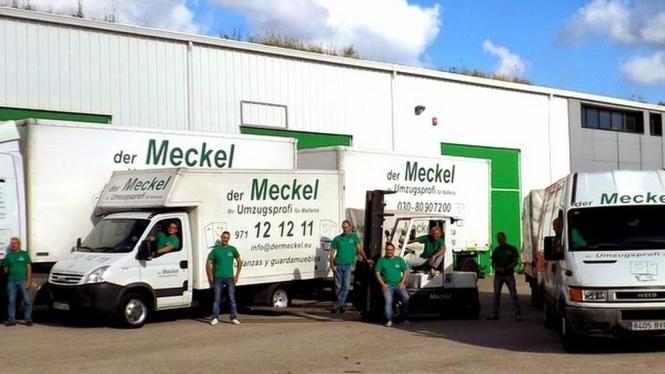 Meckel ist eines der Unternehmen.