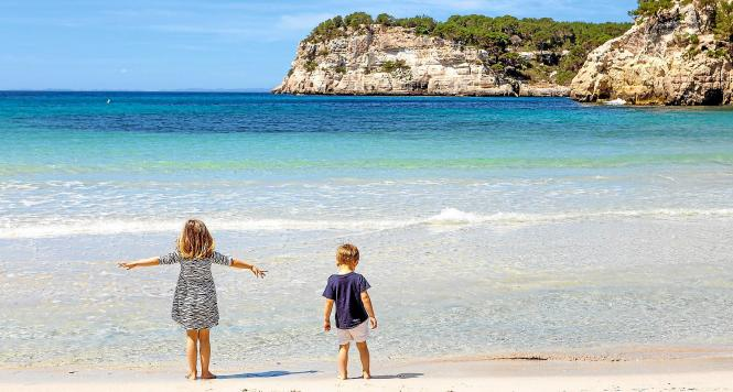 Mallorca ist der ideale Ort für Kinder, findet Blogger Tomeu Fiol.