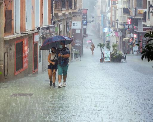 Solche Szenen könnten ab Montag auf Mallorca zu sehen sein.