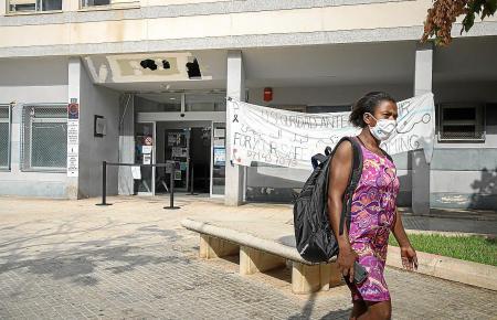 Im Viertel Son Gotleu gibt es die meisten Corona-Positiven auf 1000 Einwohner auf Mallorca, nämlich 7,28.