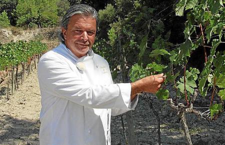 """Jörg Klausmann vom """"Mirador de Cabrera"""""""