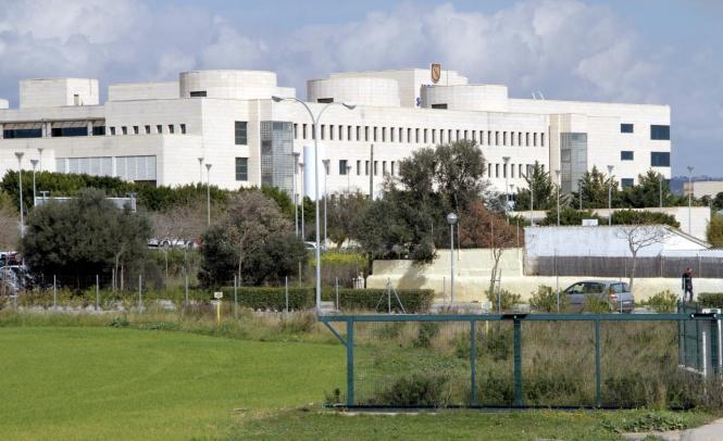 Son Llàtzer ist eines von zwei großen Krankenhäusern des öffentlichen Gesundheitssektors in Palma.