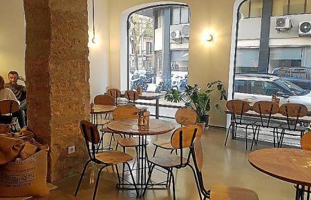 """Große Räume mit viel Platz, schlichtes modernes Design, das gibt es in der zweiten Dependance von """"La Molienda"""""""
