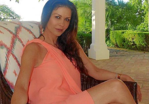 Ruhe und Inspiration findet Catherine Zeta-Jones auf dem Anwesen S´Estaca.