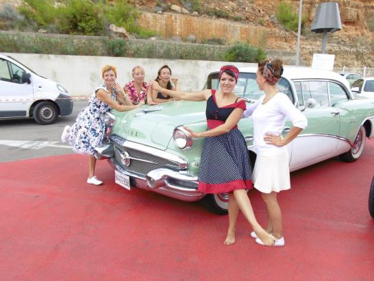 Bei der Mallorca Classic Week gibt's immer reichlich zu gucken.