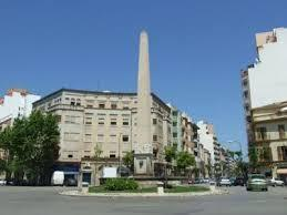 Auch nördlich des Mini-Obelisken von Palma gelten Restriktionen.