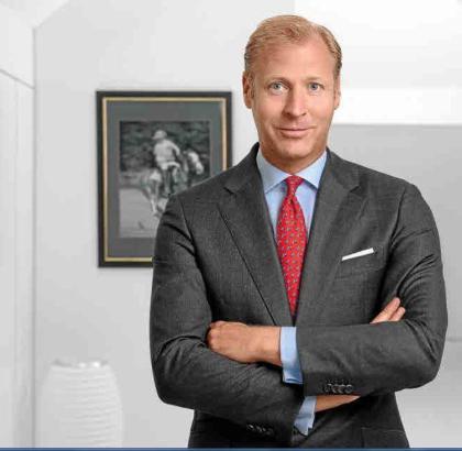 2001 war Sven Odia geschäftsführender Gesellschafter der Engel & Völkers International GmbH, bevor er 2006 in den Vorstand der Engel & Völkers AG aufstieg und 2007 Anteilseigner wurde.