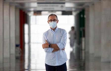 Der Sprecher des Ausschusses für Infektionskrankheiten der Balearischen Inseln, Javier Arranz.