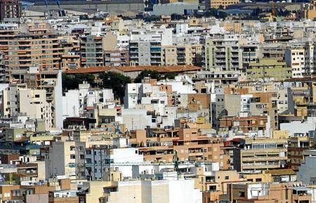 Mietwohnungen in Palma.